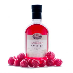 Brooksgrove Farm raspberry-syrup